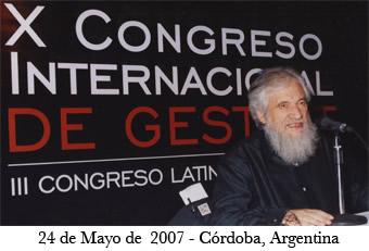 Congreso Internacional de Gestalt